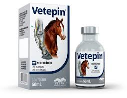 Vetepin 50ml  - Farmácia do Cavalo