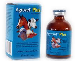 Agrovet Plus 50ml  - Farmácia do Cavalo