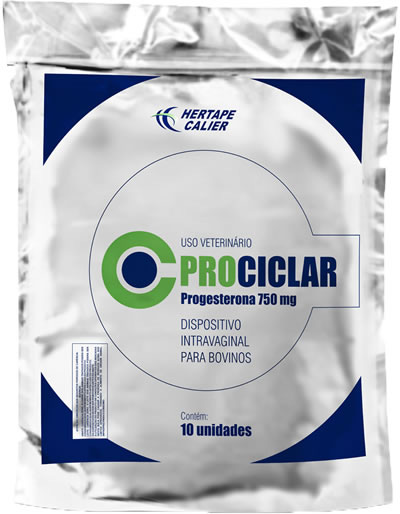 Pro-Ciclar c/10  - Farmácia do Cavalo