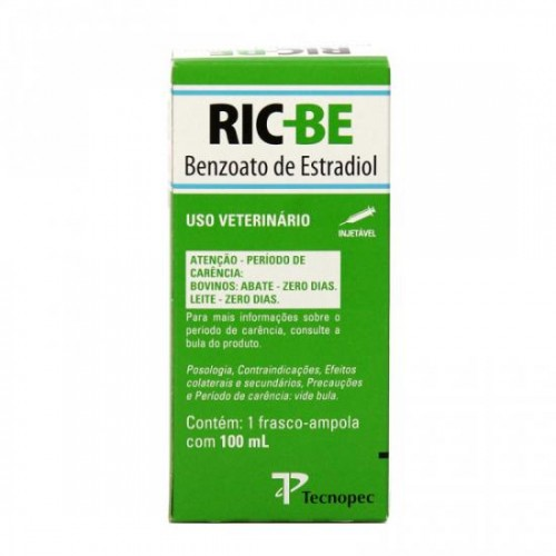RIC-BE 100ml  - Farmácia do Cavalo