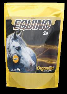 Organnact Equino SE 1Kg  - Farmácia do Cavalo
