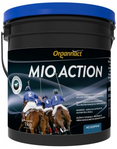 Organnact Mio Action Miopatias 1Kg  - Farmácia do Cavalo