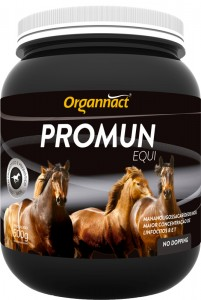 Organnact Promun Equi 500g  - Farmácia do Cavalo