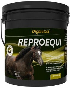 Organnact Repro Equi 1Kg  - Farmácia do Cavalo