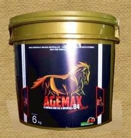 Agemax 84 6Kg  - Farmácia do Cavalo