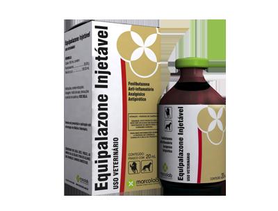 Equipalazone Inj. 100ml  - Farmácia do Cavalo