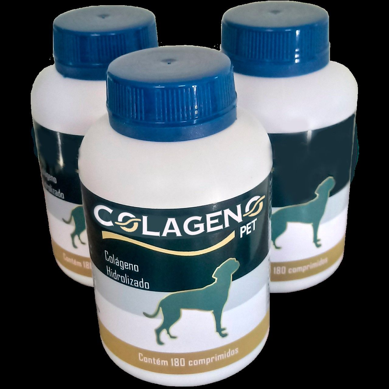 Colageno Pet 180 cpds  - Farmácia do Cavalo
