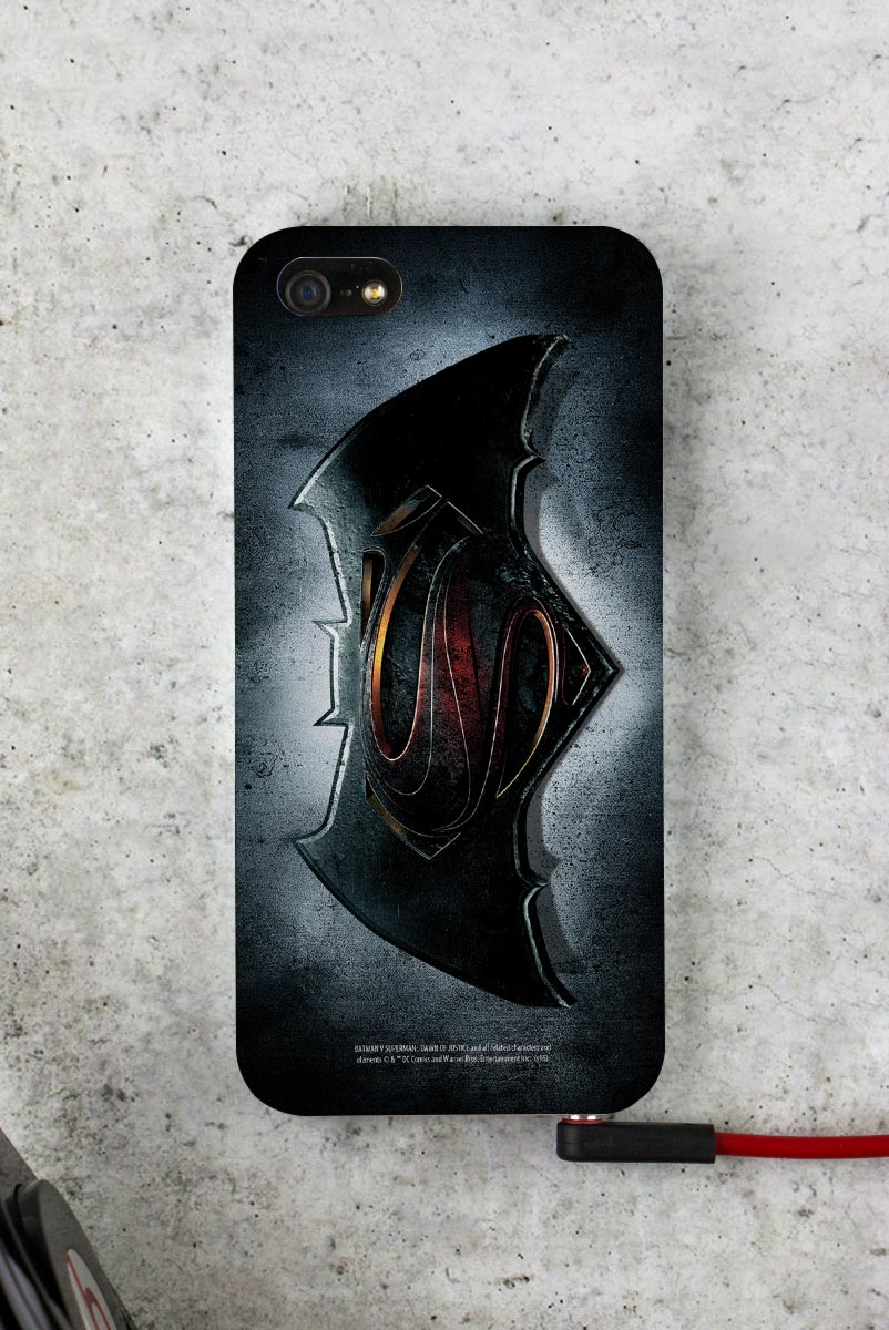 Capa para iPhone 5/5S Batman VS Superman Logo