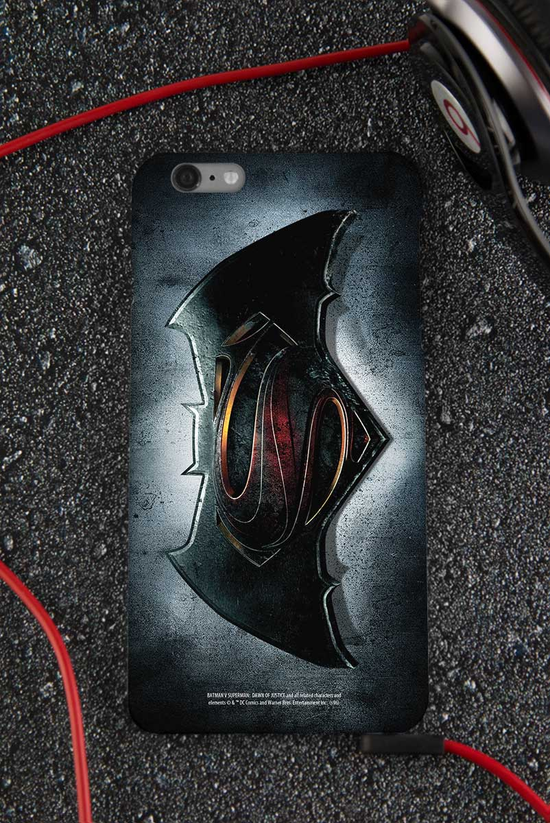 Capa para iPhone 6/6S Plus Batman VS Superman Logo