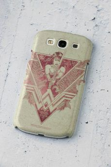 Capa para Samsung Galaxy S3 Wonder Woman Warrior