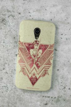 Capa para Motorola Moto G 2 Wonder Woman Warrior