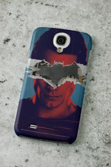 Capa para Samsung Galaxy S4 Batman VS Superman Man VS God