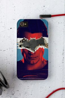 Capa para iPhone 4/4S Batman VS Superman Man VS God