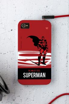 Capa de iPhone 4/4S Tracing Batman 2