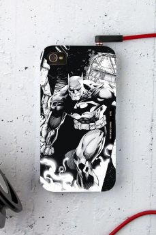 Capa para iPhone 4/4S Tracing Batman