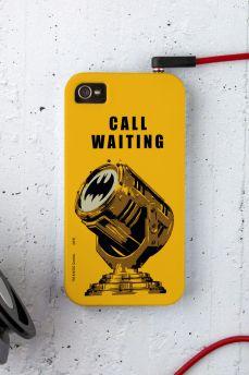 Capa para iPhone 4/4S Batman Chamada em Espera