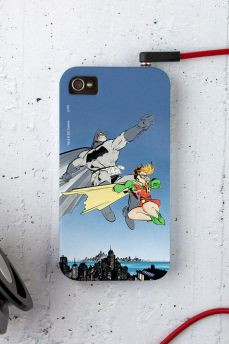 Capa para iPhone 4/4S Batman e Robin