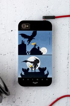 Capa para iPhone 4/4S Batman Shadow