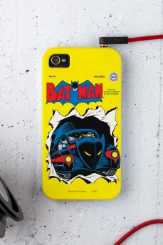 Capa para iPhone 4/4S Batman HQ Nº20