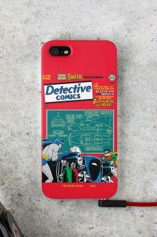 Capa para iPhone 5/5S Batman HQ Nº156