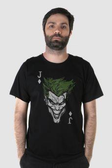 Camiseta Masculina The Joker Card