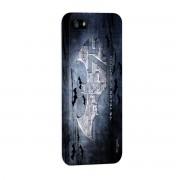 Capa de iPhone 5/5S Batman 75 Anos Logo