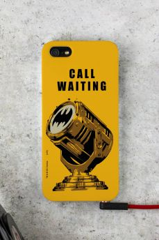 Capa para iPhone 5/5S Batman Chamada em Espera
