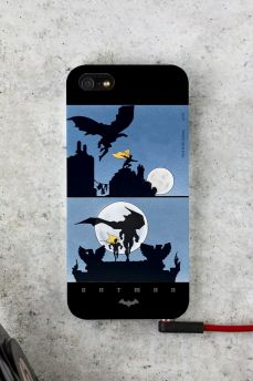 Capa para iPhone 5/5S Batman Shadow