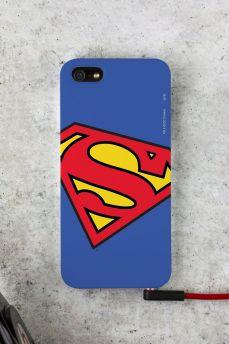 Capa para iPhone 5/5S Superman Logo Oficial