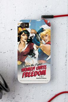 Capa para iPhone 4/4S Women Unite for Freedom