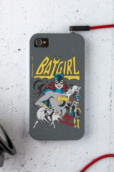 Capa para iPhone 4/4S Power Girls Batgirl