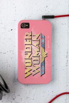 Capa para iPhone 4/4S Power Girls Mulher Maravilha 2