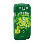 Capa para Samsung Galaxy S3 Lanterna Verde Em Ação