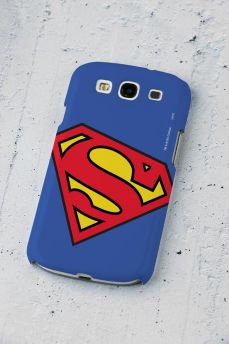 Capa para Samsung Galaxy S3 Superman Logo Oficial