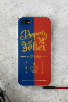 Capa para iPhone 5/5S Esquadrão Suicida Property of Joker
