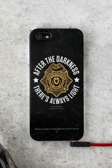 Capa para iPhone 5/5S Gotham There�s Always Light