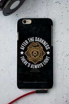 Capa para iPhone 6/6S Gotham There�s Always Light