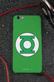 Capa para iPhone 6/6S Plus Lanterna Verde Logo