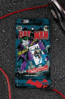 Capa para iPhone 6/6S Plus Batman 75 Anos HQ n°251
