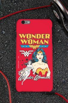 Capa para iPhone 6/6S Plus Mulher Maravilha