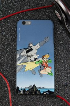 Capa para iPhone 6/6S Plus Batman e Robin