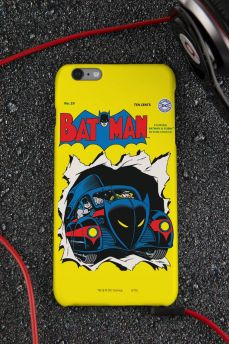 Capa para iPhone 6/6S Plus Batman HQ N°20