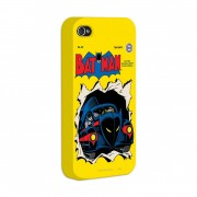 Kit Com 3 Capas de iPhone 4/4S Batman - HQ