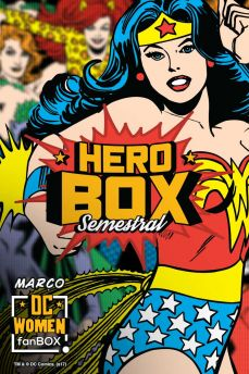 Fan Box DC Comics Hero Box Semestral