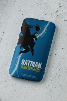 Capa para Motorola Moto G 1 Batman Frank Miller