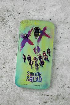 Capa para Motorola Moto G 2 Esquadr�o Suicida Taskforce X