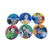 Porta Copos DC Comics Personagens Colors