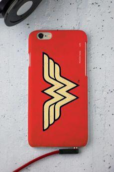 Capa para iPhone 6/6S Power Girls Wonder Woman