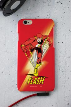 Capa para iPhone 6/6S The Flash Em A��o
