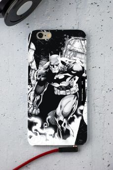 Capa para iPhone 6/6S Tracing Batman